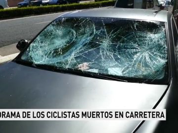El drama de los ciclistas muertos en carretera