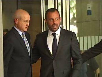 La jueza procesa a Sandro Rosell por apropiarse dinero de la Confederación Brasileña de Fútbol
