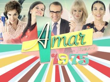 El salto del año 1970 a 1975 revolucionará la próxima temporada de 'Amar es para siempre'