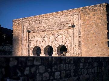 Imagen de la ciudad califal de Medina Azahara