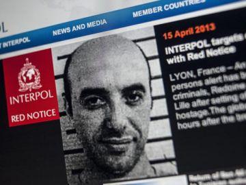Ficha de Redoine Faïd, el preso fugado en Francia