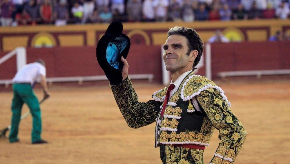 José Tomás en Algeciras