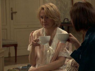 Matilde acusa la frialdad de Azevedo