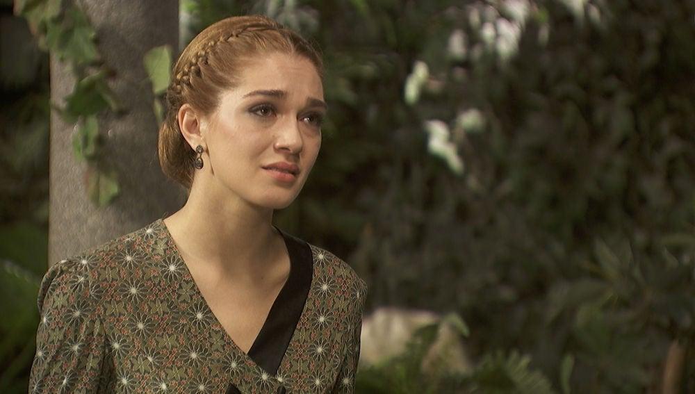 "Julieta, a Prudencio: ""Yo sigo queriendo a Saúl"""