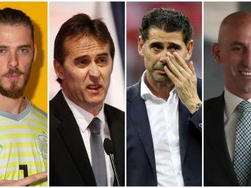 ¿Quiénes son los culpables de la derrota de España?
