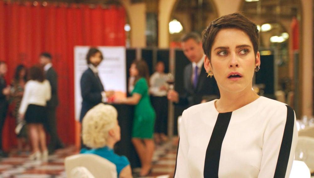 "Carmen, nerviosa ante la ex de Yago: ""Me pone muchísimo Yago"""
