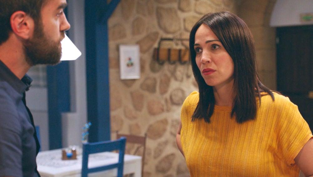 """Gotzone desconfía de Iñaki: """"¿Aún no has firmado el divorcio?"""""""