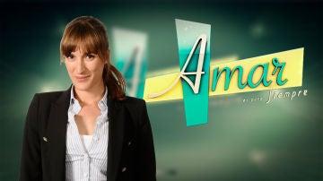 Cristina Alcázar se incorpora a la séptima temporada de 'Amar es para siempre'