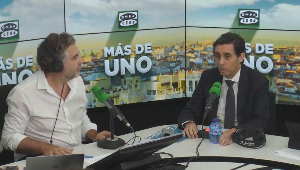 """Álvarez-Pallete, presidente de Telefónica: """"La robotización creará más empleo del que va a destruir"""""""