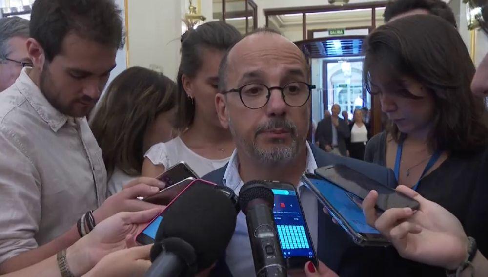 El PDeCAT no apoyará hoy a ninguno de los candidatos a RTVE en el Congreso