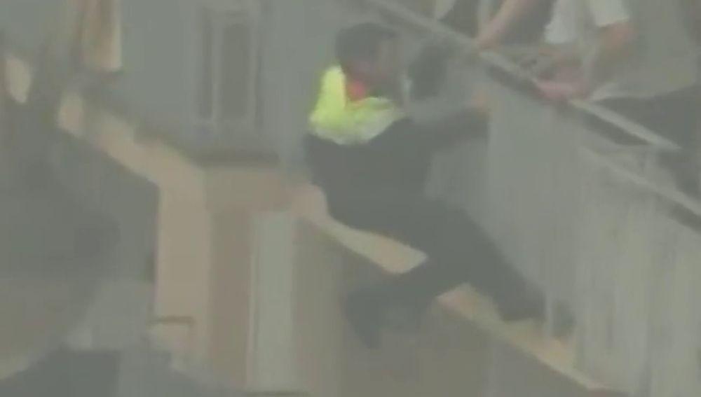 Jordi, un héroe sin capa que ha salvado la vida de más de 50 personas