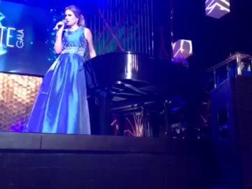 Ainhoa Arteta reivindica ser española y sus 32 apellidos vascos