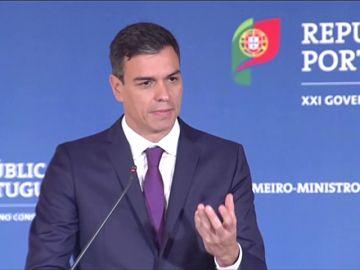 """Sánchez pide a la oposición que respalde su propuesta para RTVE para facilitar su """"regeneración"""""""