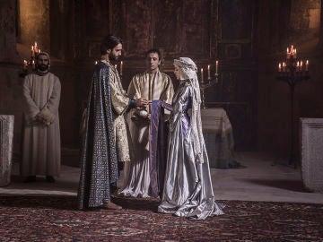 La boda de Arnau y Elionor
