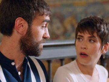 Iñaki baja a Sevilla con los papeles del divorcio, ¿firmará Carmen?