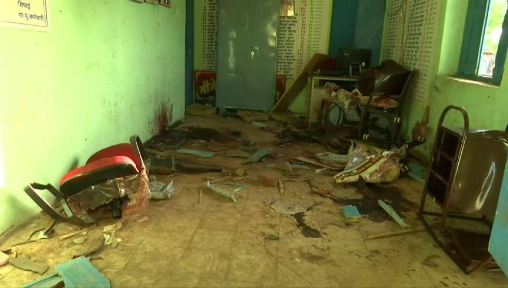 Una turba mata a palos a cinco personas en la India ante la sospecha de que eran secuestradores de niños