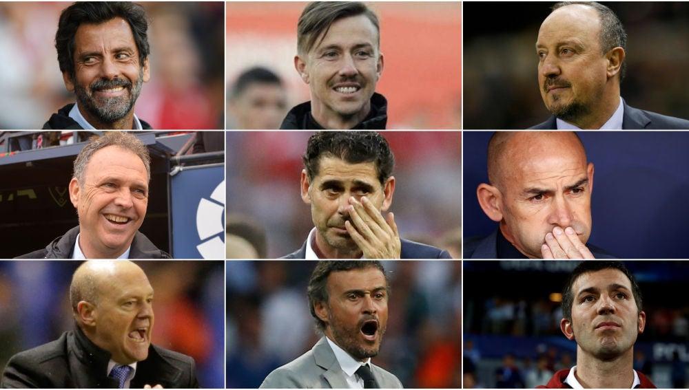 ¿A quién pondrías de seleccionador?