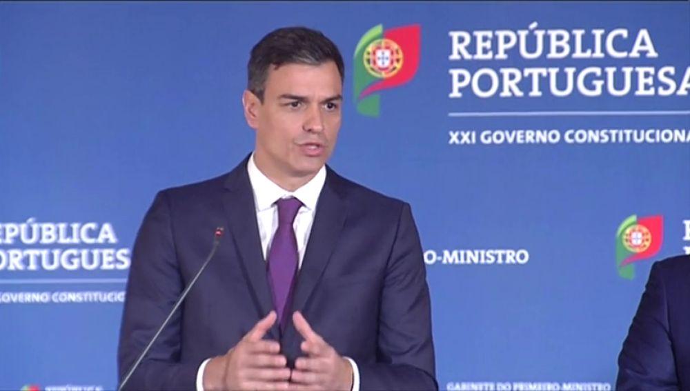 """Sánchez asegurado que el traslado de políticos independentistas a prisiones catalanas no tiene """"ninguna implicación política"""""""