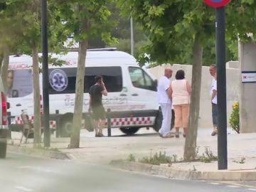 Un joven británico se tira del balcón de un hotel de Ibiza huyendo de la Guardia Civil