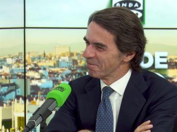 """Aznar: """"Si el PP no es refundado, dejará de ser una opción de gobierno, y Ciudadanos tiene una parte muy importante de los activos del centro-derecha"""""""
