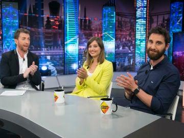 La entrevista completa de Michelle Jenner y Dani Rovira en 'El Hormiguero 3.0'