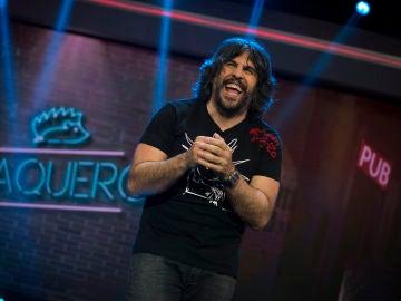 """Dani Rovira, a Vaquero en 'El Hormiguero 3.0': """"Cuenta la anécdota de tu amor y el salmorejo"""""""