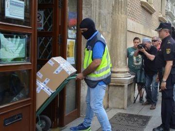 Macrooperación en decenas de municipios por corrupción en gestión de tráfico