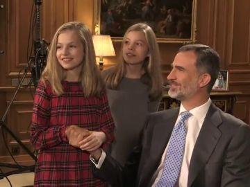 La princesa de Asturias y su hermana se van de campamento a Estados Unidos