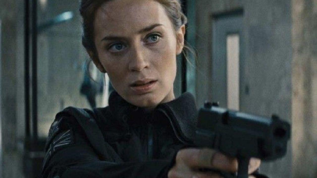 """Emily Blunt no está en 'Sicario: El día del soldado' porque es """"demasiado  buena"""""""
