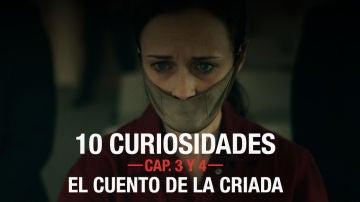 Las 10 curiosidades de los capítulos 3 y 4 de 'El cuento de la criada'