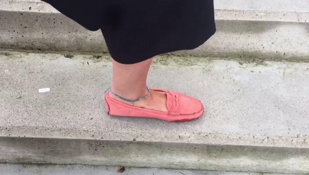 A juicio por robar decenas de zapatos del mismo pie