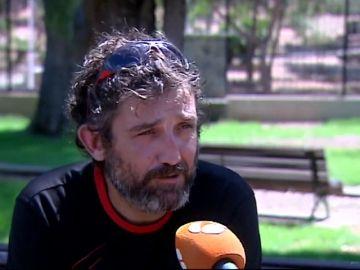 Uno de los espeleólogos rescatados en Teruel nos cuenta bajo qué circunstancias pueden ser rescatados los doce niños de Tailandia
