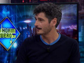 """Antonio Pagudo, en 'El Hormiguero 3.0': """"Nosotros estamos en la película porque alguien tiene que hacer el tonto"""""""