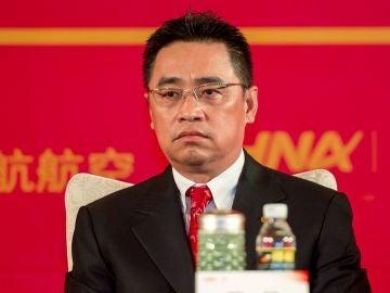 Wang Jian, cofundador y presidente del conglomerado chino HNA Group