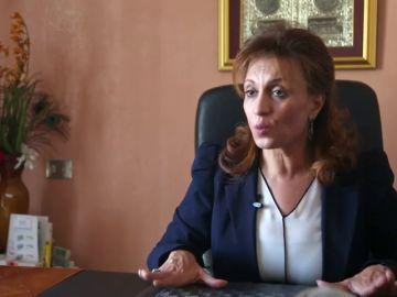 Se llama Souad Abderrahim y es la primera mujer al frente de una alcaldía de una ciudad árabe