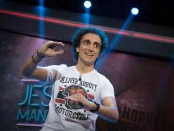 Jesús Manzano cuenta en 'El Hormiguero 3.0' sus problemas domésticos