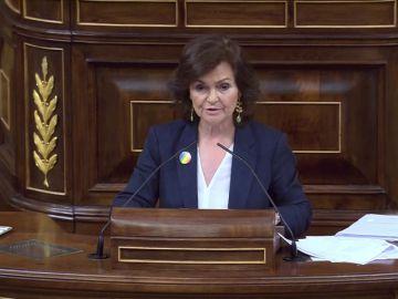 Calvo pide el apoyo al decreto de RTVE para que recupere su independencia