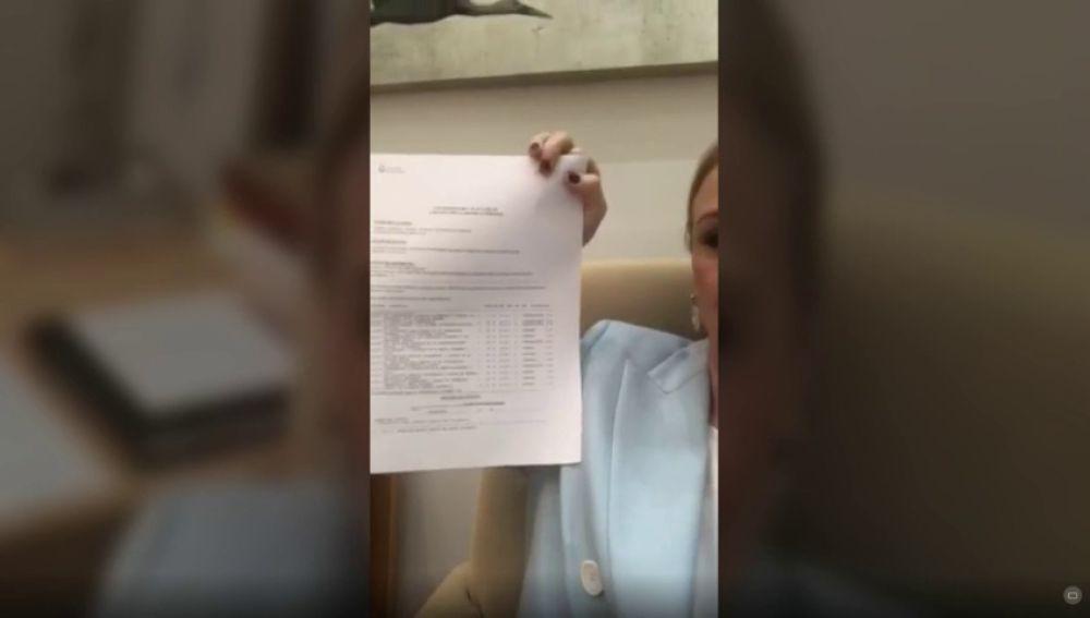 La profesora que falsificó las firmas declara que lo hizo por presiones