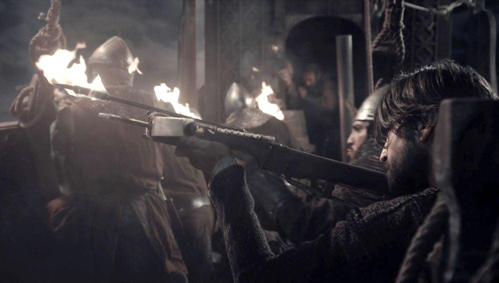 La batalla naval con la que Arnau se convierte en miembro de la corte de Aragón