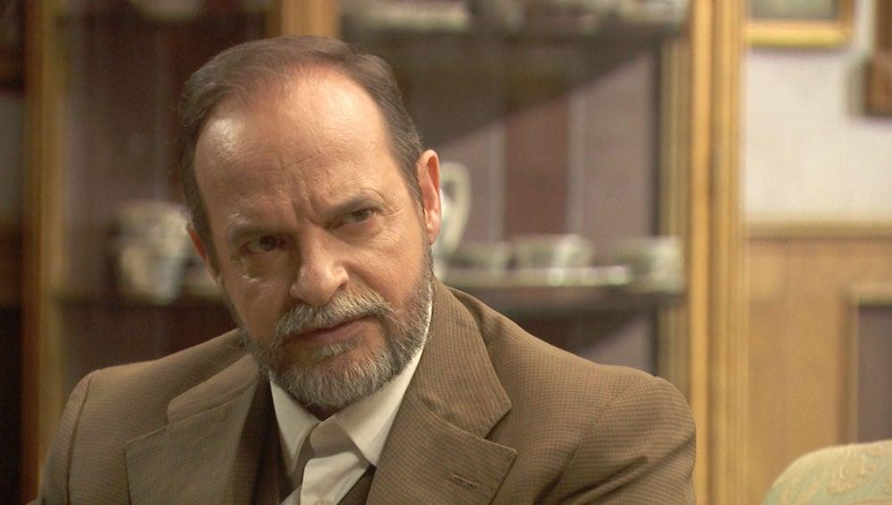 La acusación con la que Raimundo le para los pies a Fernando Mesía