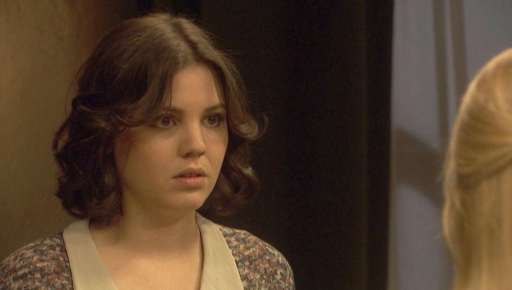 Marcela, a un paso de descubrir el verdadero pasado de Antolina