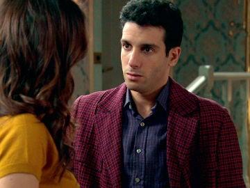 Ignacio, decepcionado con María