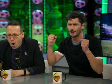 La entrevista completa de Joaquín Reyes y Antonio Pagudo en 'El Hormiguero 3.0'