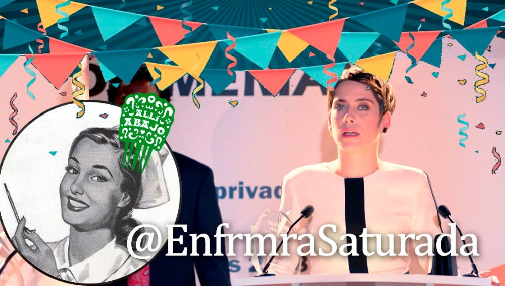 """¡Me invitan a los European Awards 2018! #SatuWeekend"", por Enfermera Saturada"