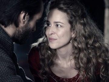 "Elionor, a Arnau: ""Quiero compartir lecho contigo"""