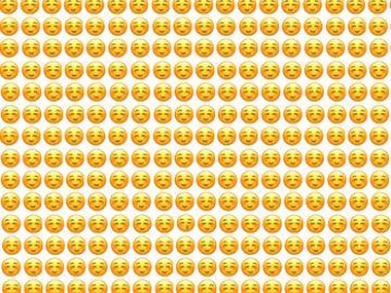 Emoji diferente