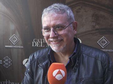 Jordi Frades, director de 'La Catedral del Mar', se enfrenta al test más complicado sobre la serie