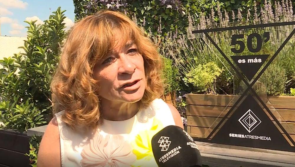 Sonia Martínez es Directora de Ficción en Atresmedua