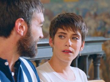 La última mirada de Carmen e Iñaki antes de firmar el divorcio