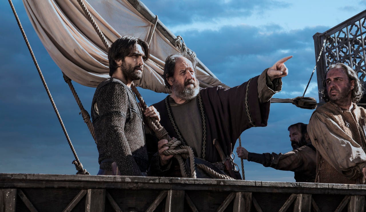 La batalla naval entre Castilla y Cataluña, narrada por José María Pou